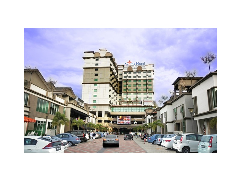 2D1N STAY IN AROMA HOTEL BUTTERWORTH PENANG