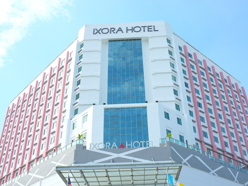 2D1N Stay In Ixora Hotel Penang