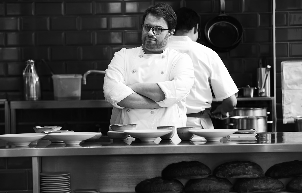 ISAAC MCHALE – CHEF-OWNER OF MICHELIN-STARRED THE CLOVE CLUB, LONDON – HEADLINES SPECIALITY & FINE FOOD ASIA 2018