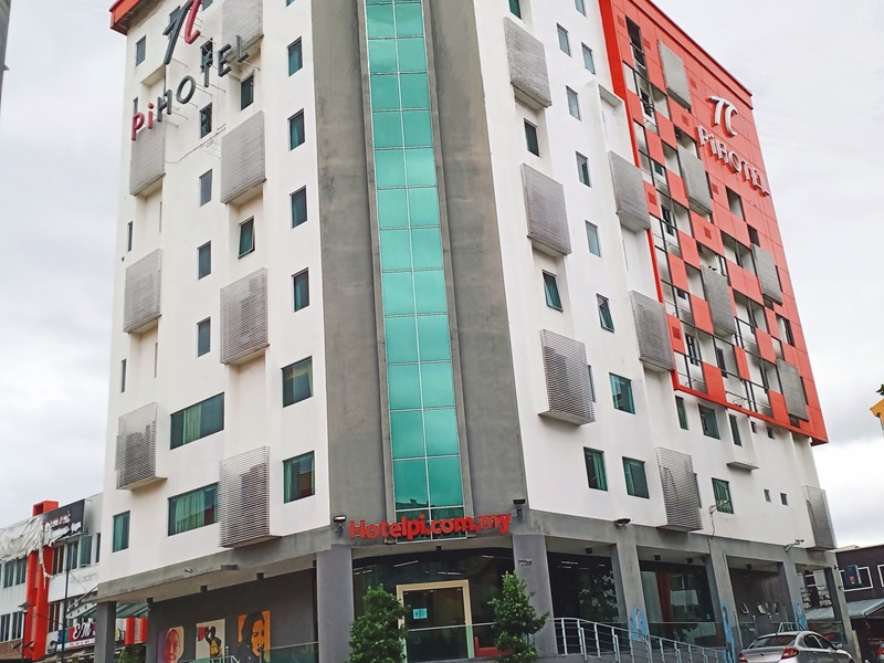 2D1N Stay @ Hotel Pi Ipoh