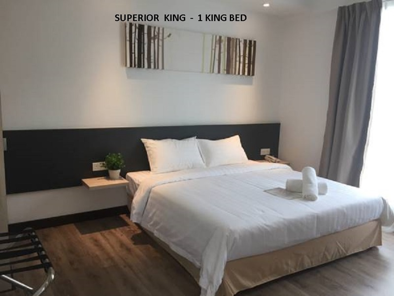 3 DAYS 2 NIGHT SUPERIOR ROOM KING BED SPECIAL DEAL