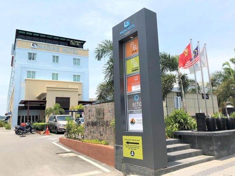 3 DAYS 2 NIGHTS STAY AT NADIAS HOTEL CENANG LANGKAWI